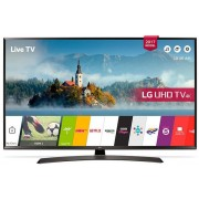 "Televizor LED LG 125 cm (49"") 49UJ634V, Ultra HD 4K, Smart TV, webOS 3.5, WiFi, CI + Voucher Cadou 50% Reducere ""Scoici in Sos de Vin"" la Restaurantul Pescarus"