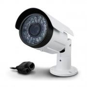 ATLANTIS Videocamera ip Bianca 2mp Inoxel Poe-ip-66 36led Ottica Varifocale 2.8 12mm