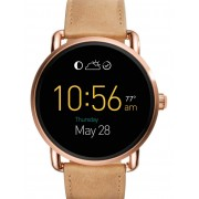 Ceas de dama Fossil Q FTW2102 Q Wander 2.0 Smartwatch 45mm IP67