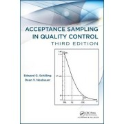 Acceptance Sampling in Quality Control, Third Edition