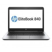 """HP EliteBook 840 G4 2.70GHz i7-7500U 14"""" 1920 x 1080pixels Black,Silver Notebook Z2V60EA"""