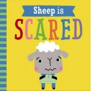 Sheep is Scared by Rosie Greening