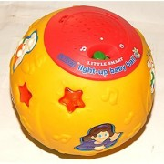 Vtech Little Smart Light Up Baby Ball Yellow