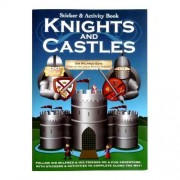 KNIGHTS AND CASTLES STICKER AND ACTIVITY BOOK