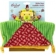 Hamleys Lion Finger Cuddle Cloth