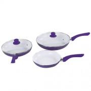 Sartenes Ceramic Chef Pan Stone Edition (5 Piezas)