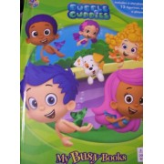 Bubble Guppies Busy Book ~ Meet the Bubble Guppies Storybook, 12 Figurines and Playmat (Bubble Guppy