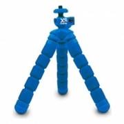 Xsories Mini Bendy - Mini-trepied flexibil, albastru
