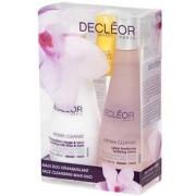 Decleor Set demachiant 2x400 ml plus masca