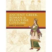 Ancient Greek, Roman & Byzantine Costume by Mary G. Houston