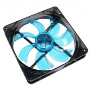 Ventilator 140 mm Cooltek Silent Fan 140 Blue LED