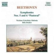 L Van Beethoven - Symphonies No.5&6 (0636943406120) (1 CD)