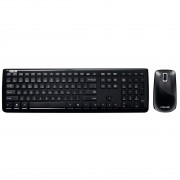 Kit Tastatura + Mouse Wireless Asus W3000 Slim