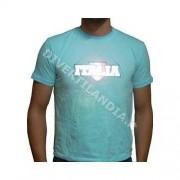 PARTY STREET T-Shirt Italia Luminosa Xl