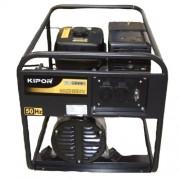 Generator de curent monofazat Kipor KGE 6000 C, 5.5 kVA, motor 4 timpi, benzina