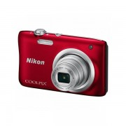 Aparat foto compact Nikon Coolpix A100 20.1 Mpx Red