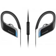 Casti Alergare Panasonic RP-BTS50E-K, Bluetooth, Microfon (Negru)