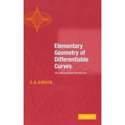Elementary Geometry of Differentiable Curves by C. G. Gibson