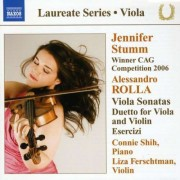 A. Rolla - Sonatas For Viola & Piano (0747313201075) (1 CD)