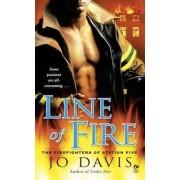 Line of Fire by Jo Davis