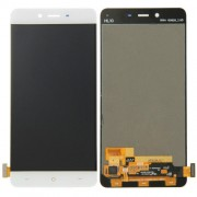 iPartsBuy LCD Screen + Touch Screen Digitizer Assembly for OnePlus X(White)