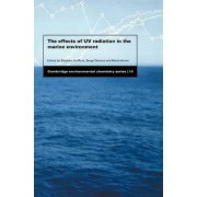 The Effects of UV Radiation in the Marine Environment by Stephen J. de Mora
