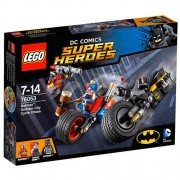 Lego Marvel Super Heroes - 76053 - Jeu De Construction - Batman : Gotham City Cycle Chase