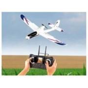 Simulus Avion télécommandé avec pilote automatique et caméra HD Live