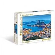 Clementoni Rio De Janeiro Puzzle (1000 Piece)