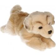 Knuffel hond Golden Retriever pluche 26 cm