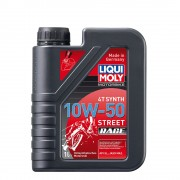 LIQUI MOLY Motorbike 4T Synth 10W50 1l