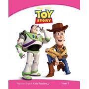 Level 2: Toy Story 1 by Caroline Laidlaw