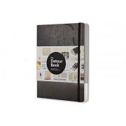 Brand: Moleskine The detour book