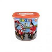 CLICS CD004 Klocki CLICS Hero Squad Fire Brigade Drum