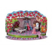 Princesas Disney - Aurora Magic Moments, montaje de escena (Bullyland Y11905)