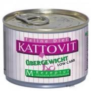 KATTOVIT CAT KONZERV WEIGHT CONTROL 175G