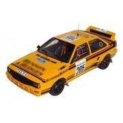 Trofeu - 1624 - Miniatura veicolo - modello per la scala - Audi Quattro - il Rally 1000 Pista 1986 - Scala 1/43