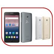 Сотовый телефон Alcatel OneTouch 5070D POP Star Soft Slate Silver Gold