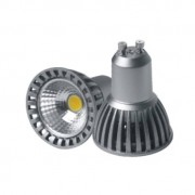 Bec LED Spot 4W lumina calda