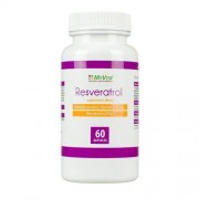 MyVita Resveratrol standaryzowany ekstrakt 250mg (50% resveratrolu) (MyVita) 60 kaps.
