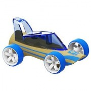 Hape - Mighty Mini - Roadster Bamboo Toy Car