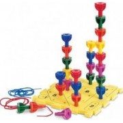 Jucarie educativa Learning Resources Lacing Beads