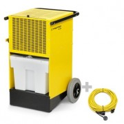 Dezumidificator pentru construc?ii TTK 200 + cablu de prelungire profesional 20 m / 230 V / 2,5 mm²