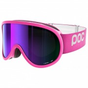 POC - Retina Grey/Purple Mirror - Skibrille rosa/lila/schwarz