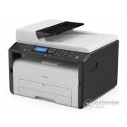 Imprimanta multifuncionala laser Ricoh SP 220SNw wifi, mono