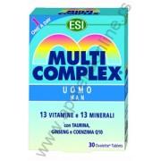 MULTICOMPLEX UOMO TABLETE