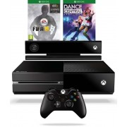 Consola Xbox One + Kinect + FIFA 16 + Dance Central