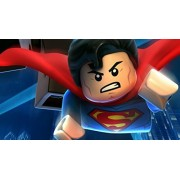 Lego Superman 1/4 Sheet Edible Photo Birthday Cake Topper Frosting Sheet Personalized!