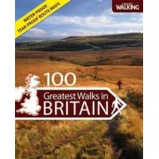 100 Greatest Walks in Britain by Country Walking Magazine