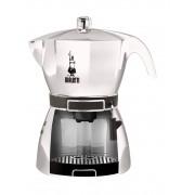 Cafetiera electrica pentru espresso, alba